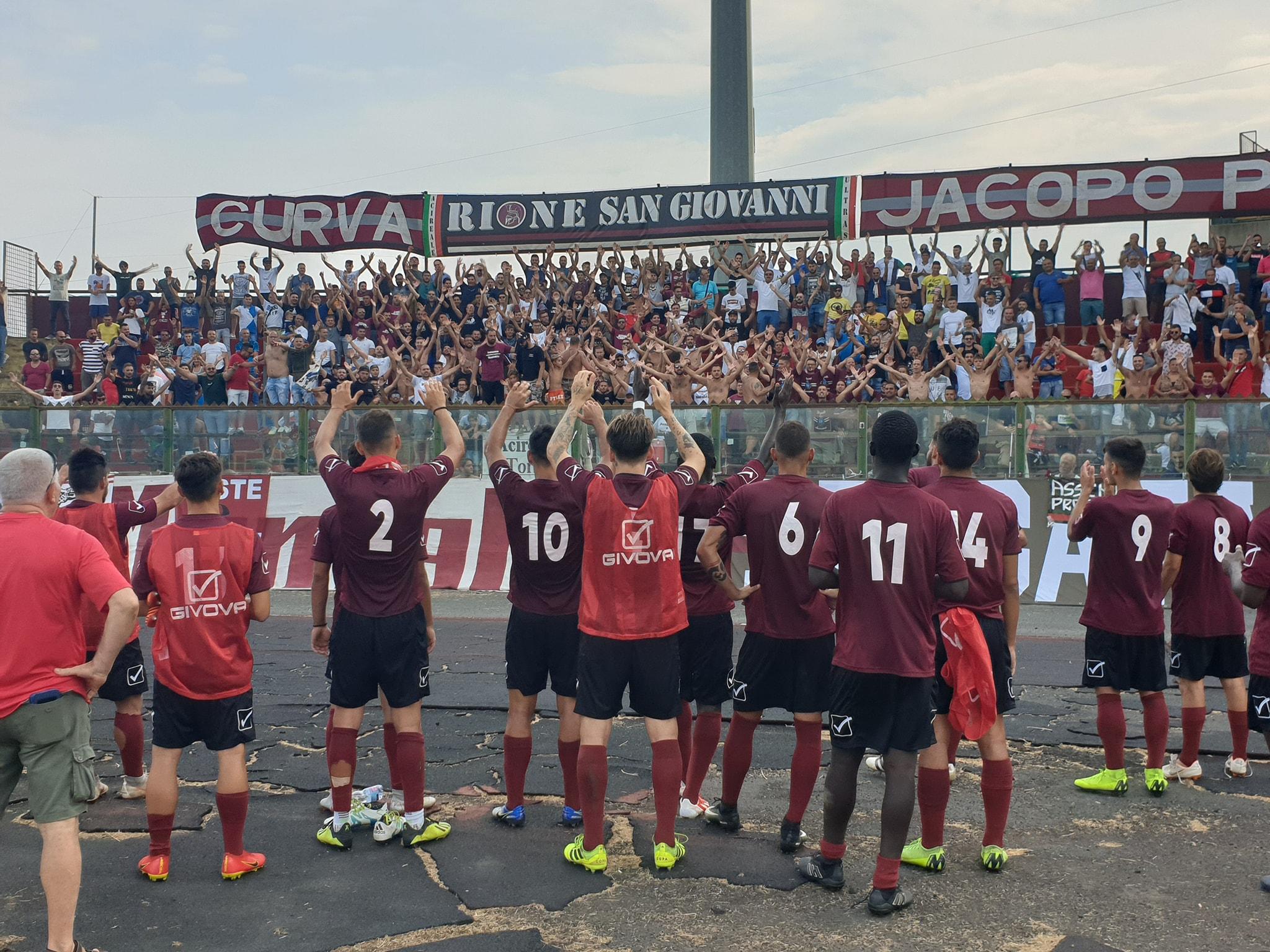 """Serie D, FC Messina-Acireale: al """"Franco Scoglio"""" chiuso il settore ospiti"""