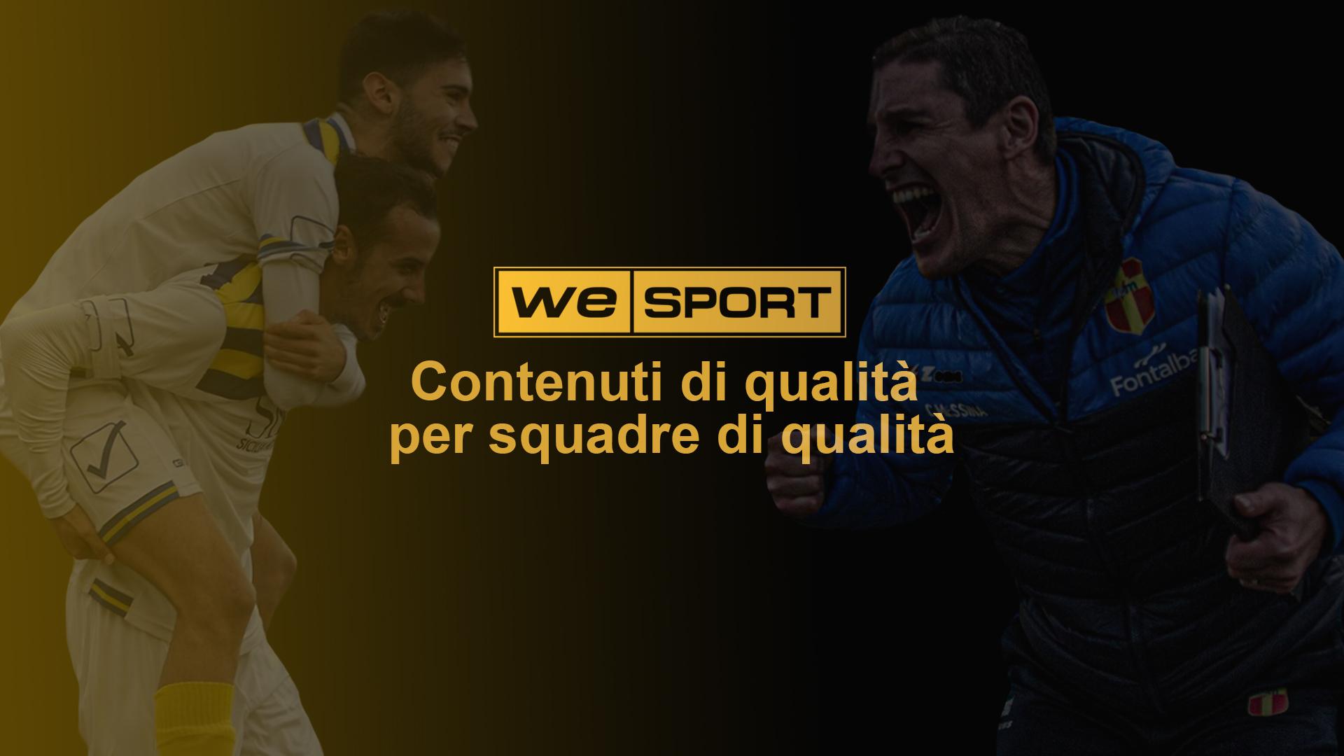 servizi per società sportive We Sport