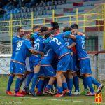 Esultanza FC Messina