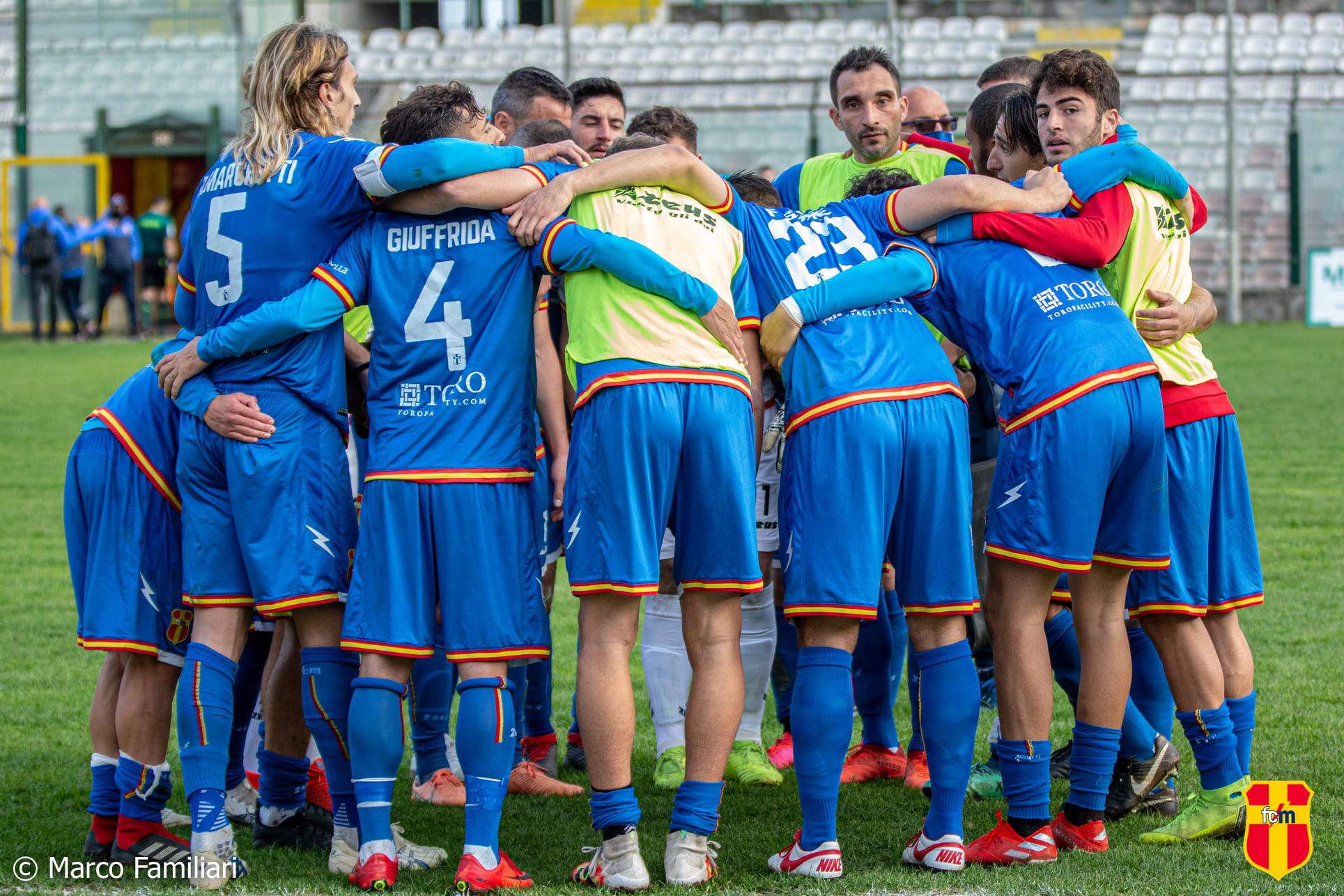 """FC Messina: lo """"Scida"""" di Crotone per l'ammissione in C"""