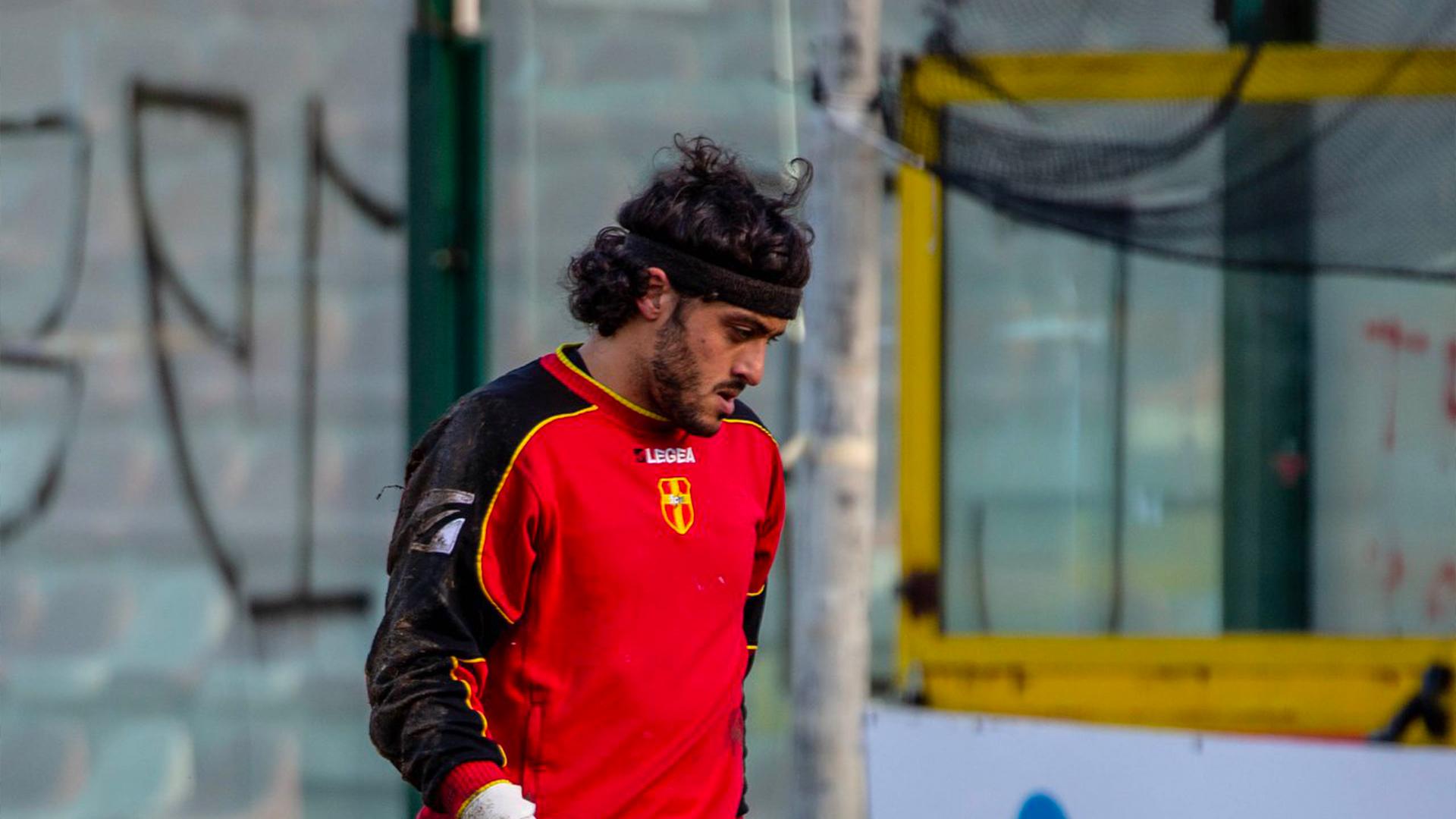 Beach Soccer: l'estremo difensore Seba Paterniti convocato all'Europeo in Portogallo