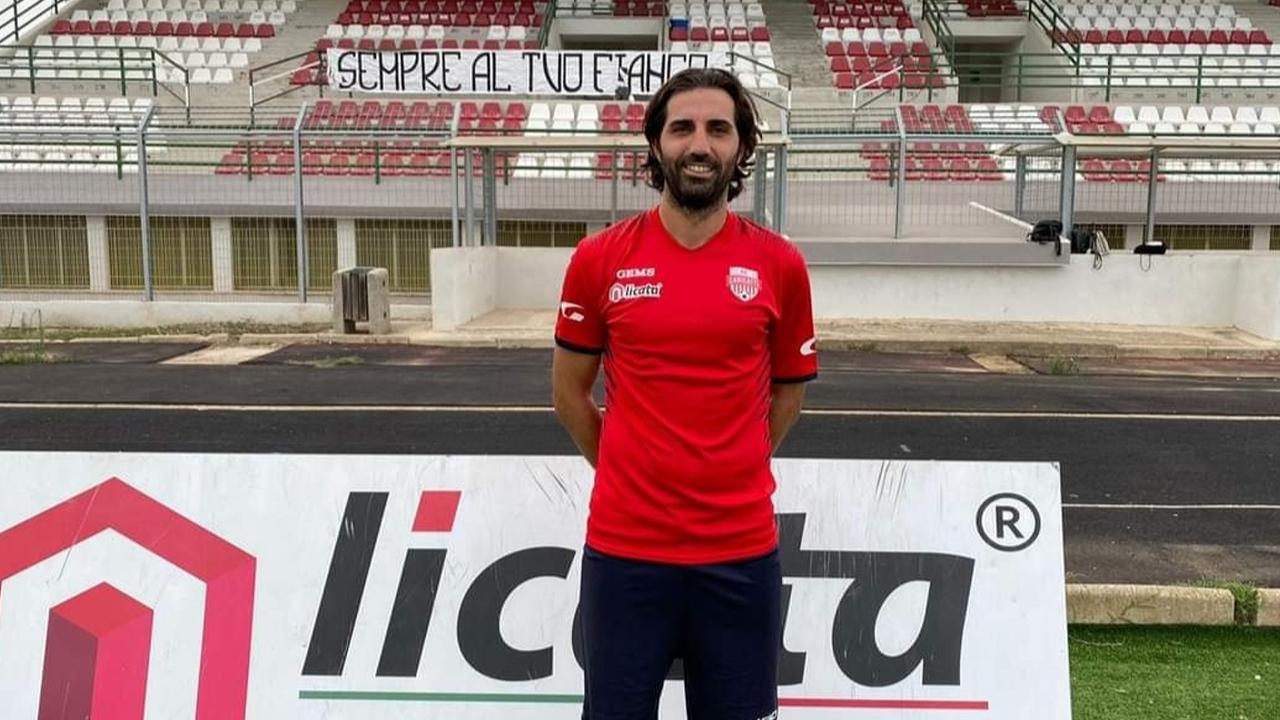 Canicattì: Filippo Raimondi mantiene la promessa e torna in biancorosso