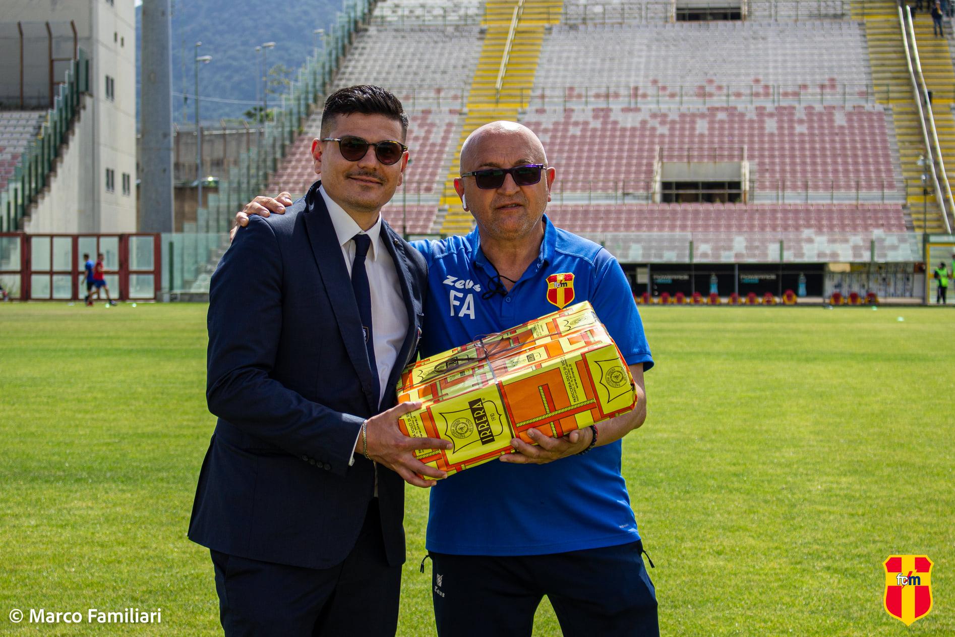 Gir. I: l'Acr Messina cala il poker, FC Messina di misura sulla Gelbison