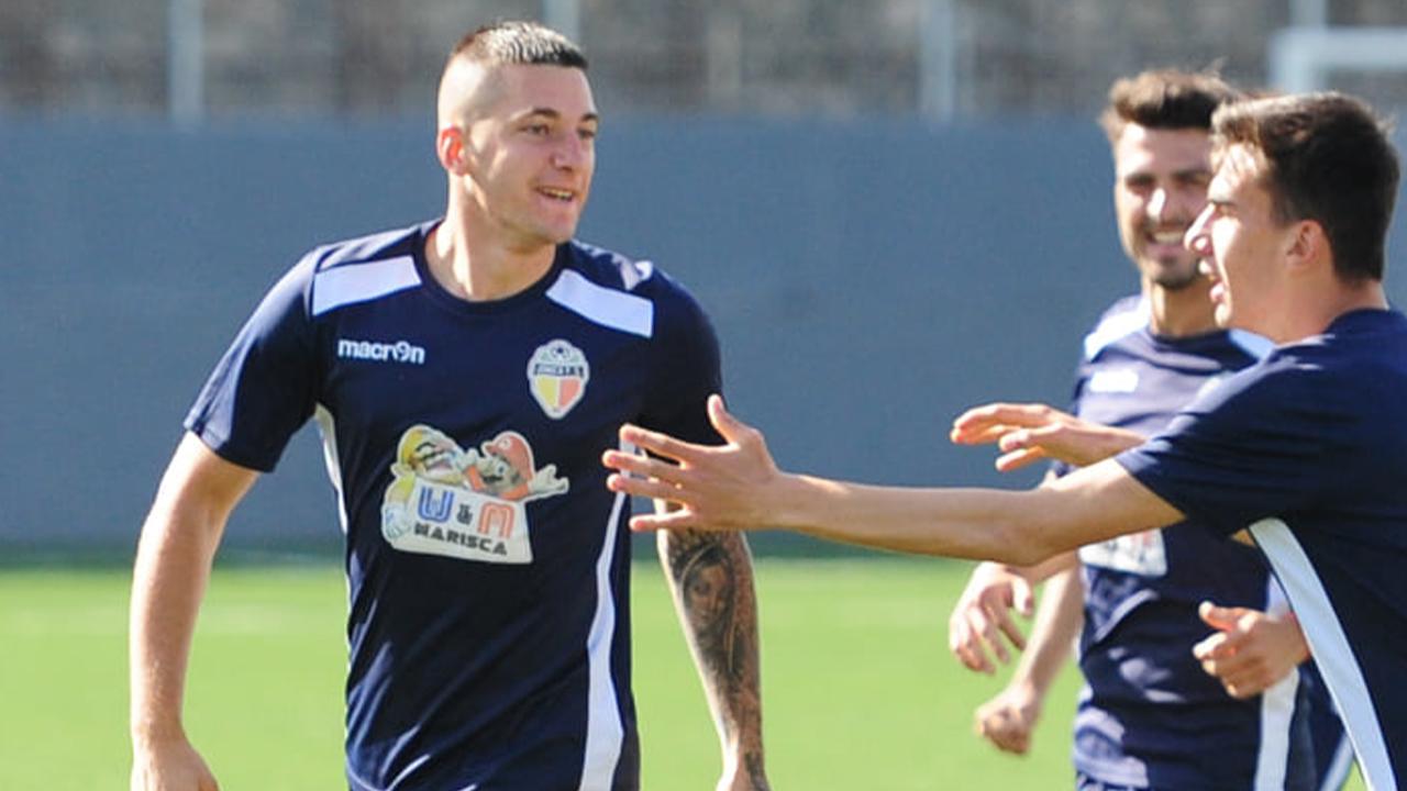 """Santiago Torres """"prenota"""" la D: 4 reti in altrettante gare con la Jonica"""