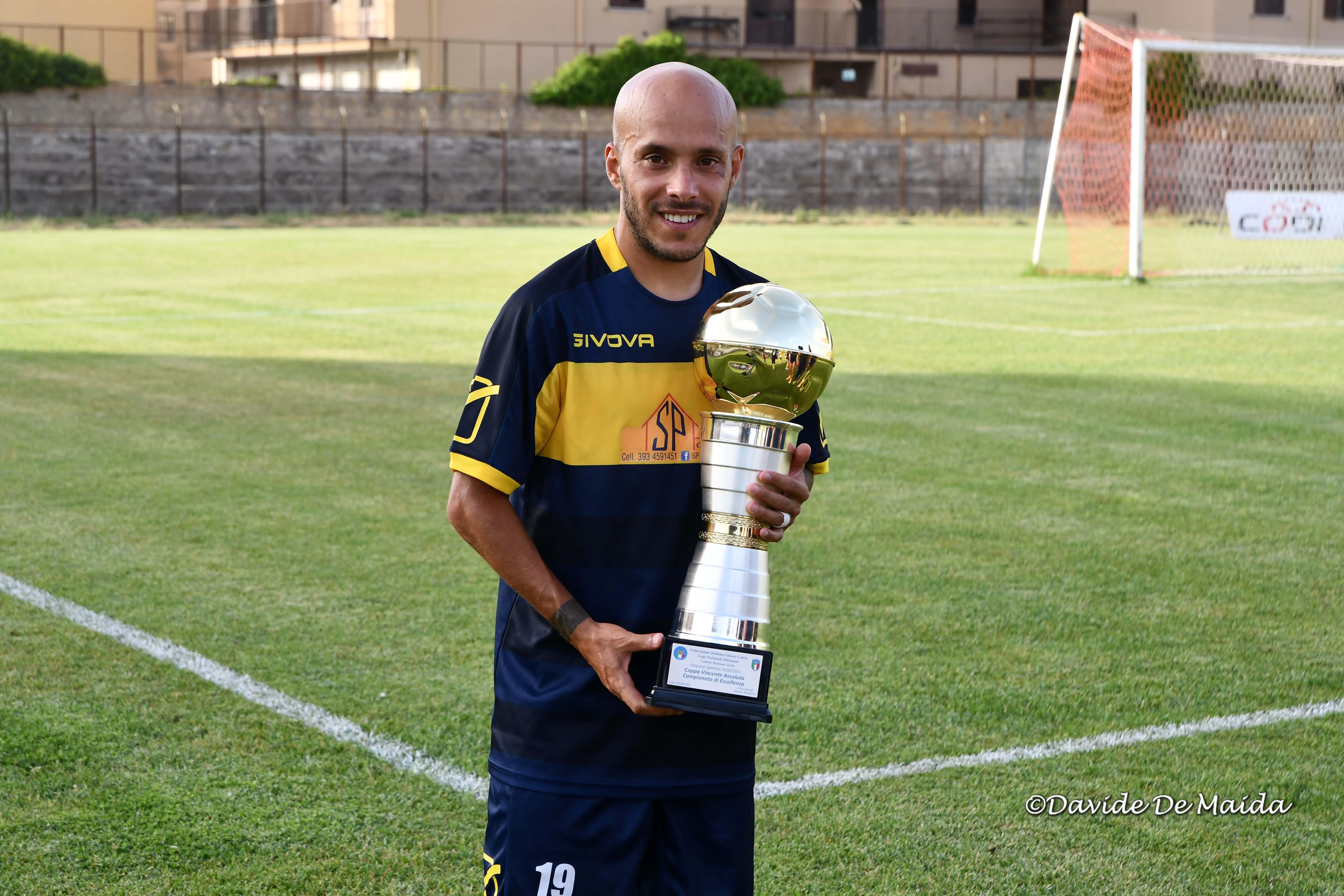 Serie D, Giarre: riconfermato il trequartista Piero Concialdi