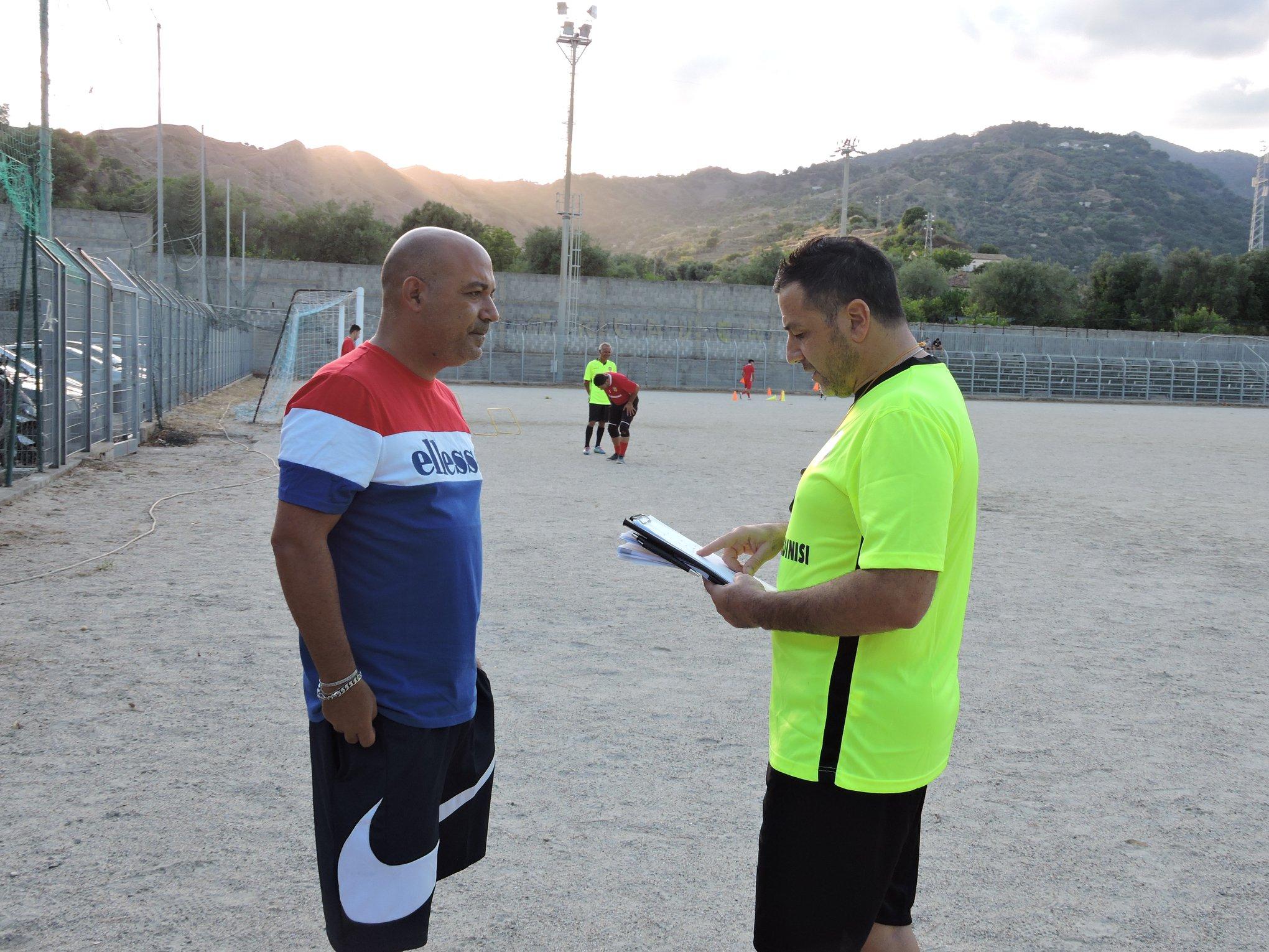 Jonica, l'ex Fiumedinisi Fabio Renzo é il nuovo coordinatore tecnico