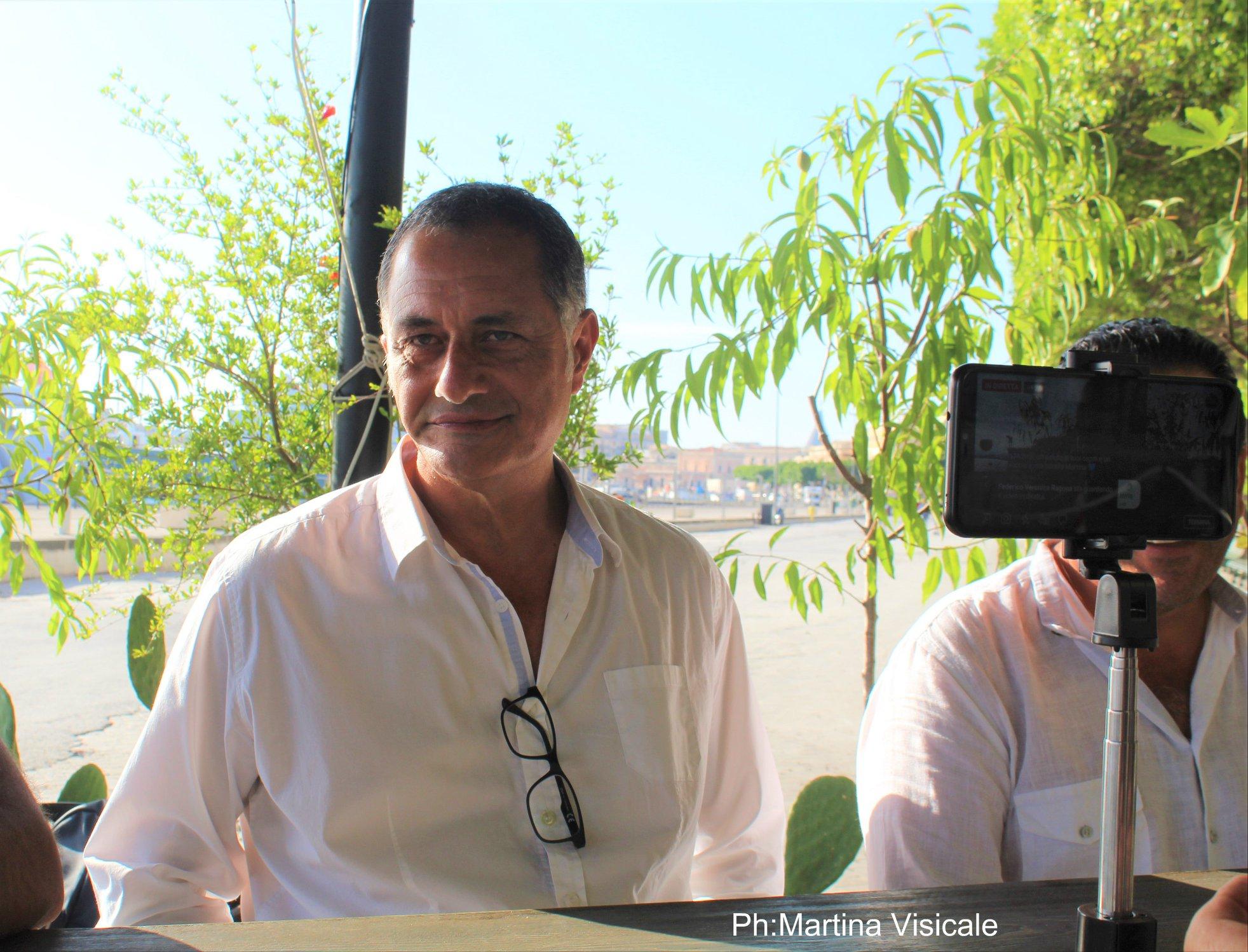 Eccellenza, Acicatena: si dividono le strade con il Direttore Generale Graziano Strano