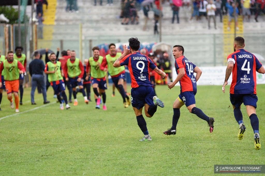 Serie C, 3^ Giornata: Monopoli a punteggio pieno, inseguono Taranto e Bari