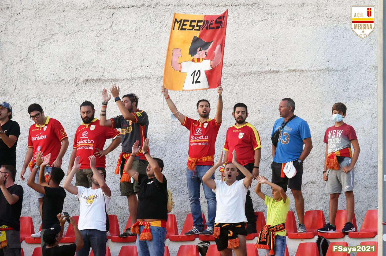 Serie C, Messina: partita la prevendita dei biglietti per la partita col Monopoli
