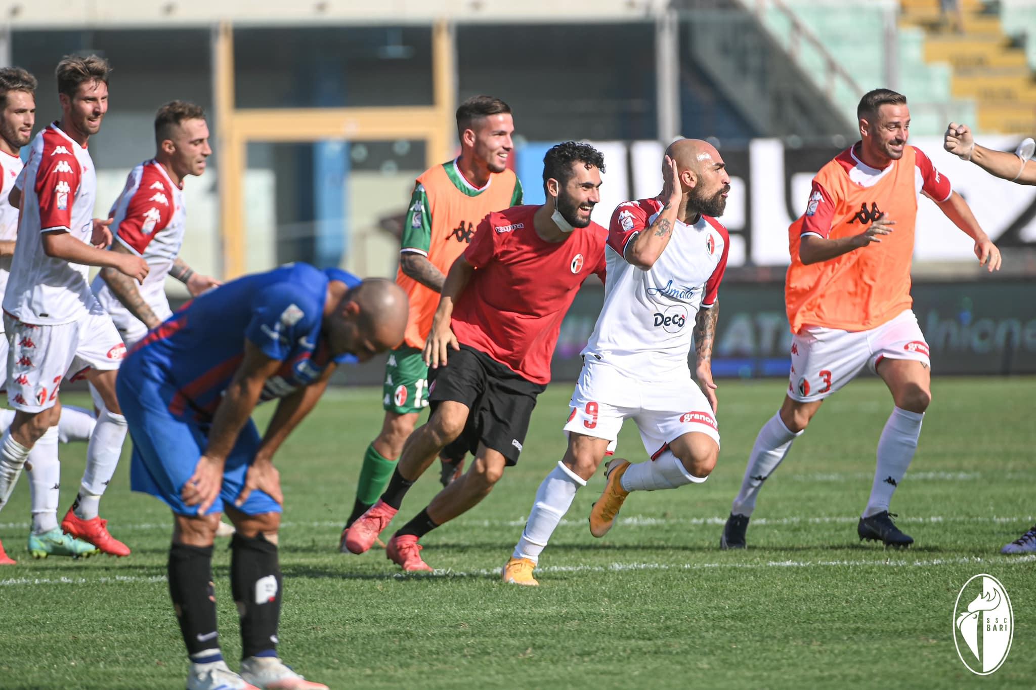 Serie C, 5^ giornata: big match Foggia-Juve Stabia, Catanzaro e Bari impegni casalinghi