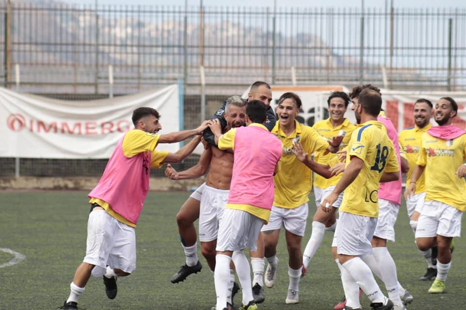 Eccellenza, Città di Taormina: Emanuele regala i tre punti in extremis con il Siracusa